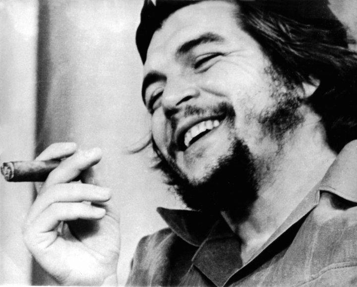 Portrait of Che Guevara