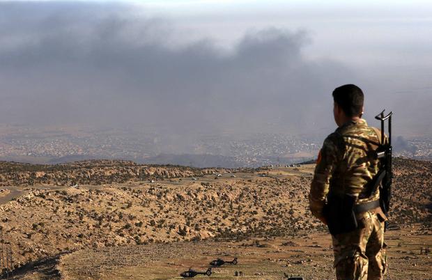 IRAQ-SYRIA-CONFLICT-US-SINJAR