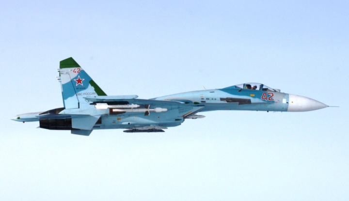 Su-27-Flanker-intercepted