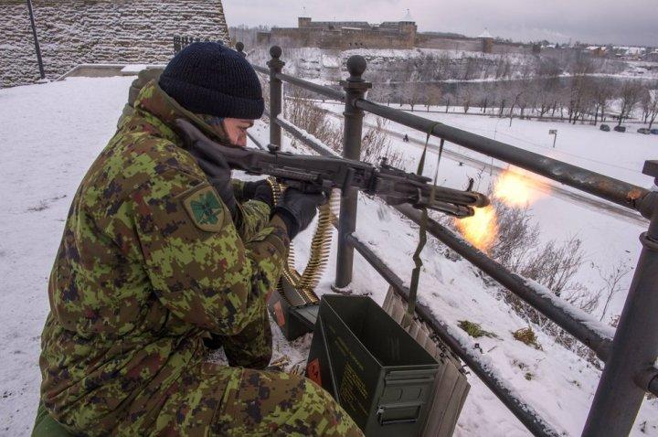ESTONIA-RUSSIA-NATO-US