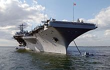 USS_Harry_S._Truman_anchors_outside_Portsmouth
