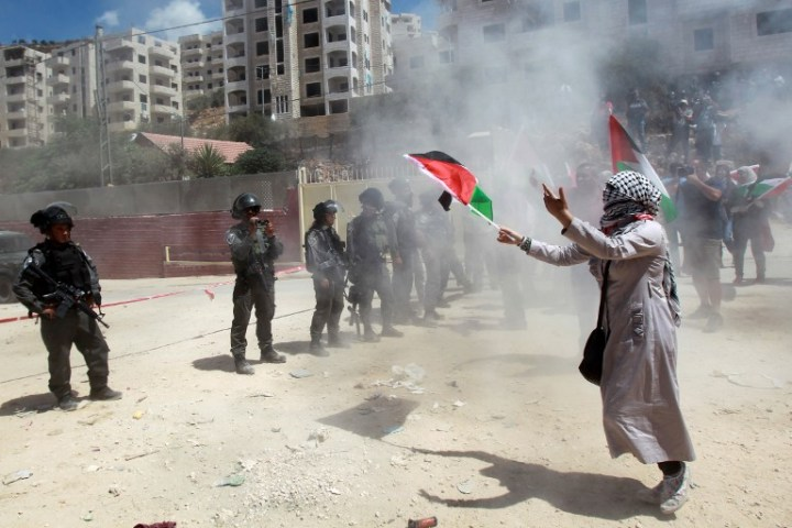 PALESTINIAN-ISRAEL-CONFLICT-RELIGION-BARRIER
