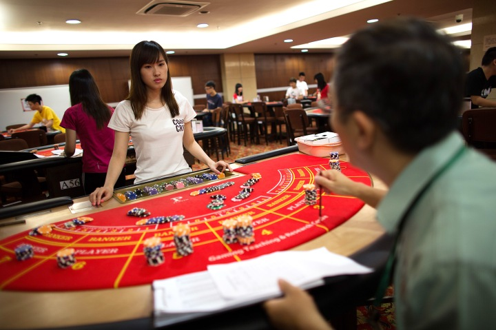 Inside The MPI Gaming Teaching And Research Centre And Economy Images Ahead Of CPI Figures