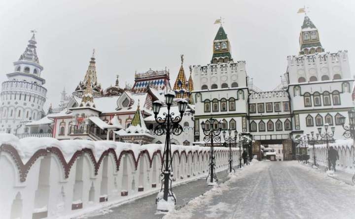 Kremlin-in-Ismailovo-Moscow