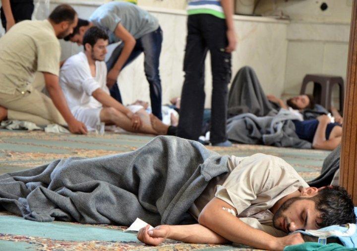 survivors-what-activists-say-gas-attack-rest-inside-mosque-duma-neighbourhood-damascus