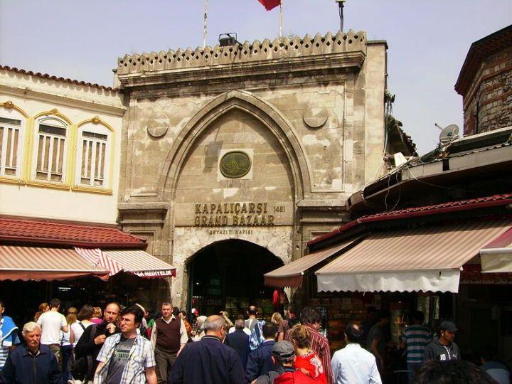 Metro-Station-Near-Grand-Bazaar-Istanbul
