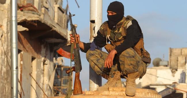 Nusra in Syria