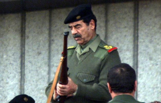 Exclusive: CIA Files Prove America Helped Saddam as He Gassed Iran