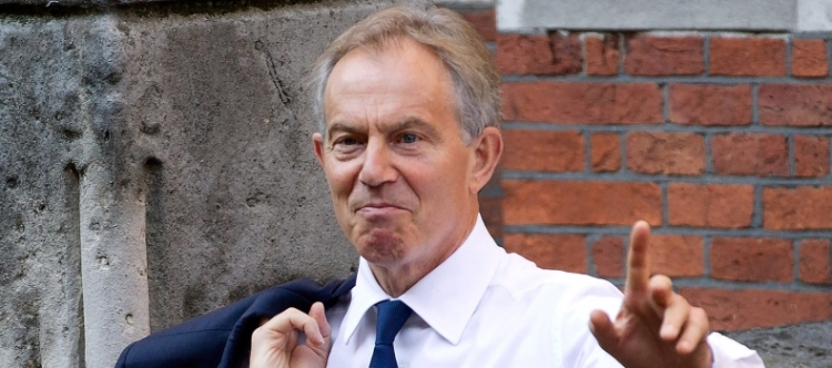 Tony Blair is exactly the right person to lead a new party Our country is in crisis and the former prime minister is our best chance of tackling it.