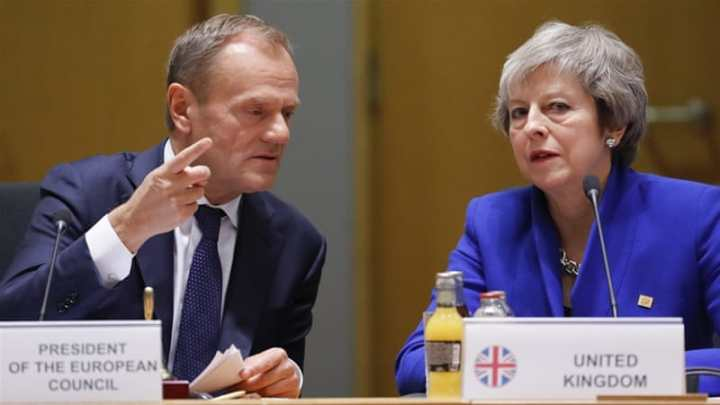 European leaders formally endorse Brexit deal, paving the way for British parliamentary vote next month.