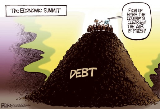 Mountain-of-debt