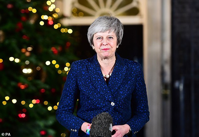 BREXIT: Members of parliament back from Christmas Holidays, Prime Minister May still seeks E.U. assurances on 'the backstop'