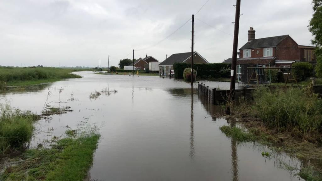 Major English River Breaches Bank 169 Blogfactory