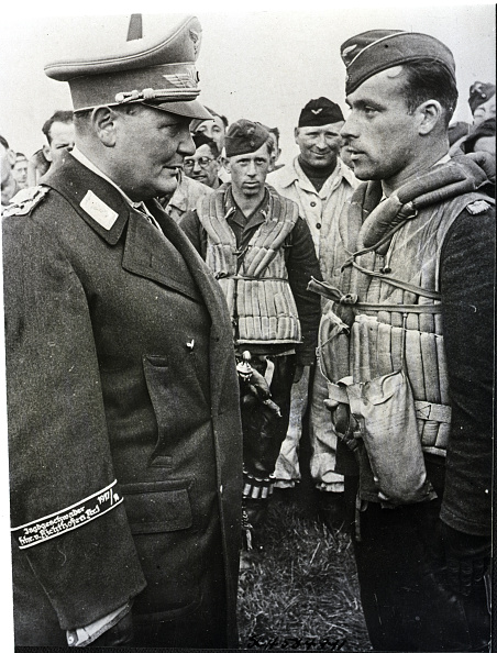 Image result for Hermann Goering and Lord Halifax